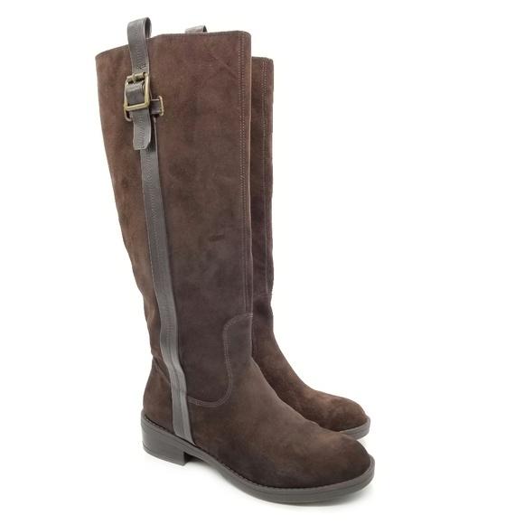 Jessica Simpson Shoes - Jessica Simpson Vanitiya Pull On Riding Boots Sz 6